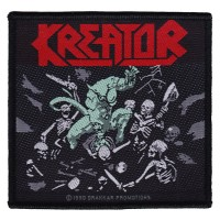 Kreator - Pleasure To Kill (Patch)