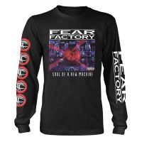 Fear Factory - Soul Of A New Machine (Long Sleeve T-Shirt)