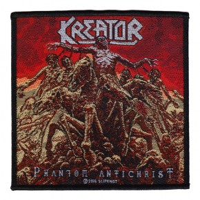 Kreator - Phantom Antichrist (Patch)