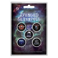 Avenged Sevenfold - The Stage (Badge Pack)