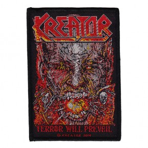 Kreator - Terror Will Prevail (Patch)
