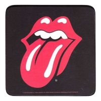 Rolling Stones - Tongue (Single Coaster)