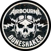 Airbourne - Boneshaker (Backpatch)