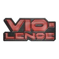 Vio-Lence - Logo (Metal Pin Badge)