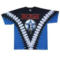 Rush - Starman Tie Dye (T-Shirt)