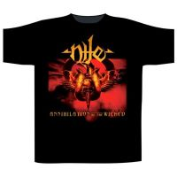 Nile - Annihilation Of The Wicked (T-Shirt)