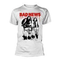 Bad News - Band White (T-Shirt)
