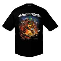 Gamma Ray - Master Of Confusion (T-Shirt)