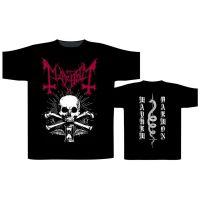 Mayhem - Alpha Omega Daemon (T-Shirt)