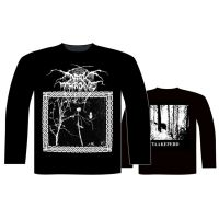 Darkthrone - Under a Funeral Moon (Long Sleeve T-Shirt)