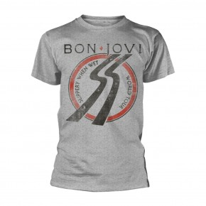 Bon Jovi - Slippery When Wet Tour (T-Shirt)