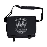 Asking Alexandria - Black Label (Messenger Bag)