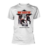 Beastie Boys - Solid Gold Hits White (T-Shirt)