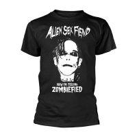 Alien Sex Fiend - Zombiefied (T-Shirt)