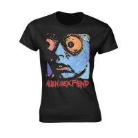 Alien Sex Fiend - Acid Bath (Girls T-Shirt)