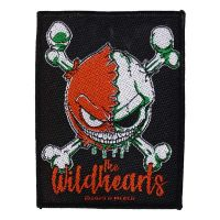Wildhearts - Green Skull (Patch)