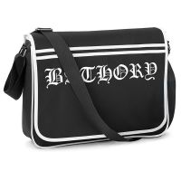 Bathory - Logo (Retro Messenger Bag)