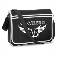 Black Veil Brides - Rebel Logo (Retro Messenger Bag)