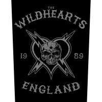 Wildhearts - Biker (Backpatch)
