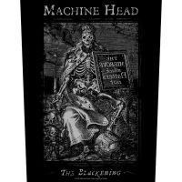 Machine Head - The Blackening (Backpatch)