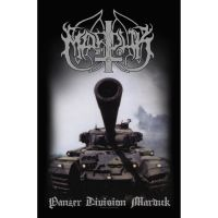 Marduk - Panzer Division 20th Anniversary (Textile Poster)