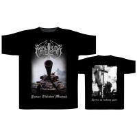 Marduk - Panzer Division 20th Anniversary (T-Shirt)