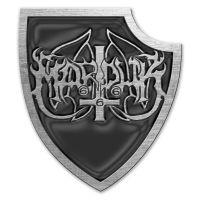 Marduk - Panzer Crest (Metal Pin Badge)