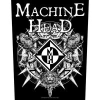 Machine Head - Crest 2 (Backpatch)
