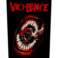 Vio-Lence - Eternal Nightmare (Backpatch)