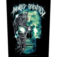 Avenged Sevenfold - Mechanical Skull (Backpatch)