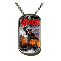 Dio - Holy Diver (Pendant Dog Tag)