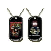 Iron Maiden - Final Frontier Face (Pendant Dog Tag)