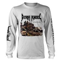 Death Angel - The Ultra Violence White (Long Sleeve T-Shirt)