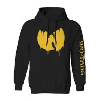 Wu-Tang Clan - Sliding Logo (Hooded Sweatshirt)