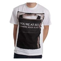 You Me At Six - Sinners Never Sleep (T-Shirt)