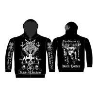 Dark Funeral - Order Of The Black Hordes (Zipped Hooded Sweatshirt)