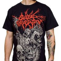 Cattle Decapitation - Alone At The Landfill (T-Shirt)