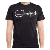Clutch - Earth Logo (T-Shirt)