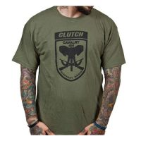 Clutch - Elephant Riders (T-Shirt)