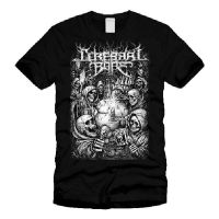 Cerebral Bore - Gluttony (T-Shirt)