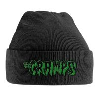 Cramps - Green Logo (Ski Hat)