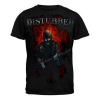 Disturbed - Indestructible Soldier (T-Shirt)