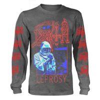 Death - Leprosy Posterized Vintage Wash (Long Sleeve T-Shirt)