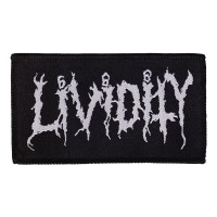 Lividity - Logo (Patch)