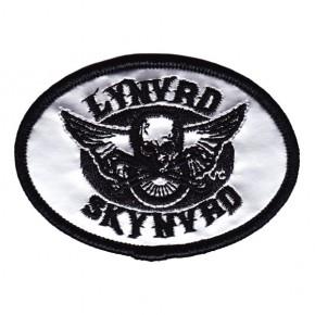 Lynyrd Skynyrd - Silver Logo (Patch)