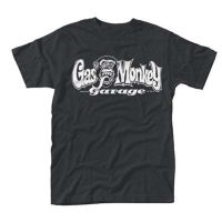 Gas Monkey Garage - Dallas Texas (T-Shirt)