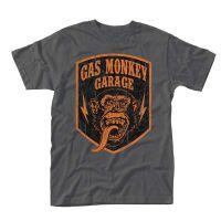 Gas Monkey Garage - Shield (T-Shirt)