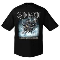 Iced Earth - Night Of The Stormrider (T-Shirt)