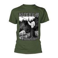 Burzum - Filosofem Green (T-Shirt)