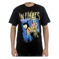 In Flames - Owl Boy Hand (T-Shirt)